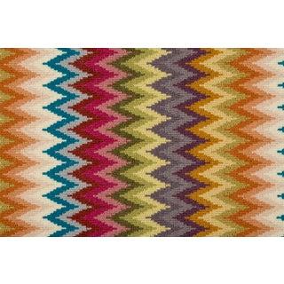 Stark Studio 100% Wool Rug Baci - Multi 4 X 6 For Sale