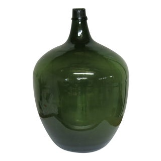 Antique Carboy Demijohn 19th Century For Sale