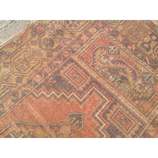 Vintage Anatolian Rug - 3′4″ × 6′1″ For Sale - Image 5 of 7