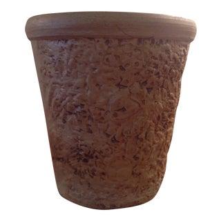 Hilstonia Faux Bois Garden Pot For Sale