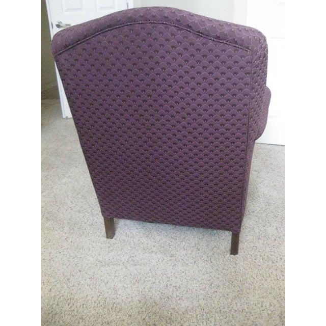 Swell Vintage Accent Chair Machost Co Dining Chair Design Ideas Machostcouk