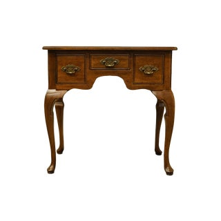 Davis Cabinet Co. Solid Walnut Side-table For Sale