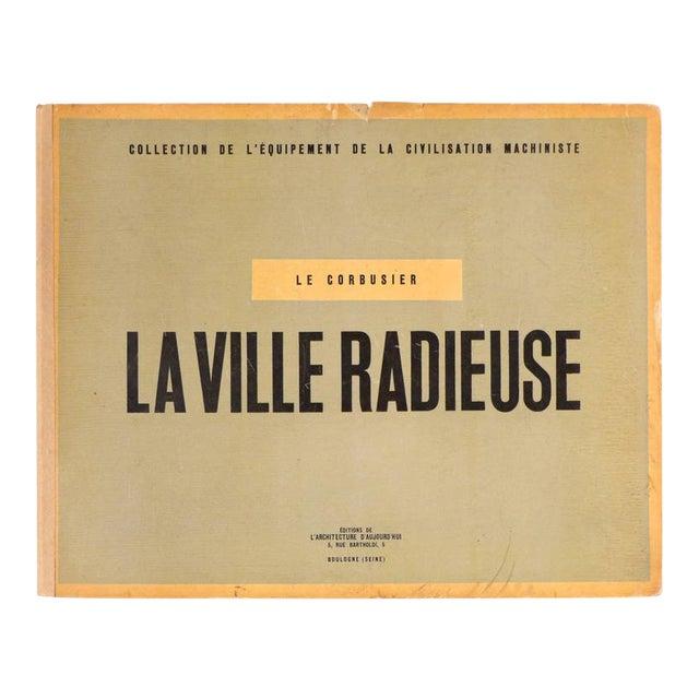 Le Corbusier Book with Inscription For Sale