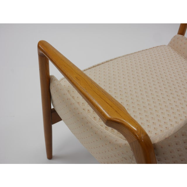 Pair of Lounge Chairs by Ib Kofod Larsen For Sale - Image 10 of 11
