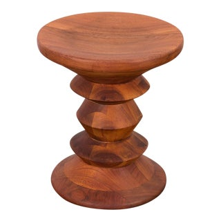 """Eames Time Life Stool """"C"""" For Sale"""