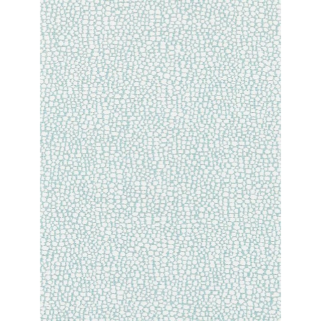 Contemporary Scalamandre Stingray, Surf Fabric For Sale - Image 3 of 3