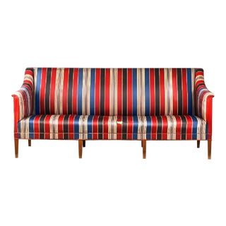 1941 Kaare Klint for Rud Rasmussens Snedkerier Striped Sofa