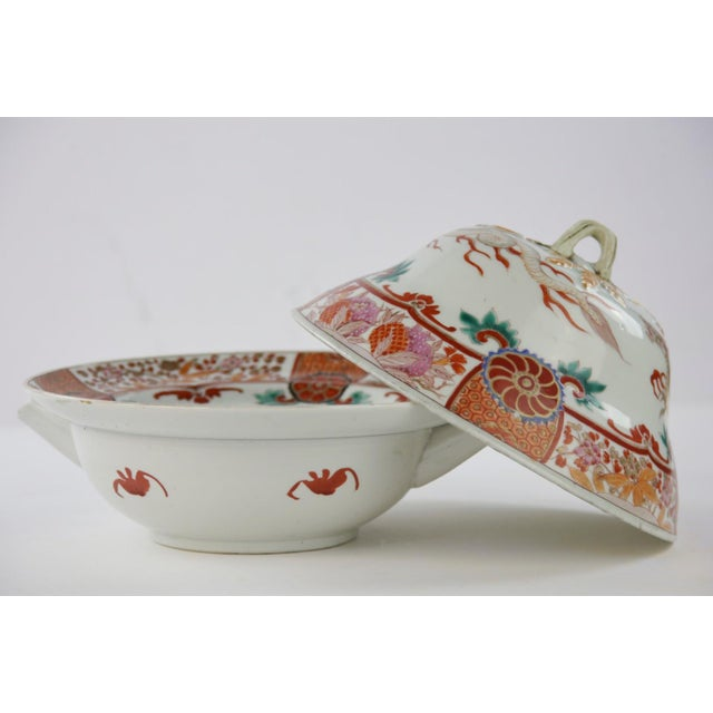 Antique Chinese Lidded Warming Dish - Image 9 of 9