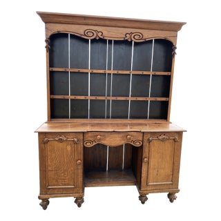 Antique Welsh Dresser/Cupboard For Sale