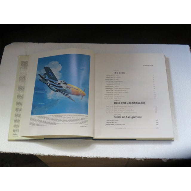 Vintage 'Mustang, Story of the P-51 Fighter' Book - Image 5 of 6