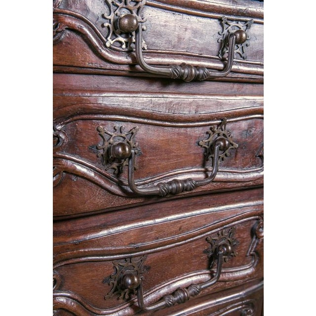 Mid 18th Century 18th Century French Louis XV Commode For Sale - Image 5 of 10