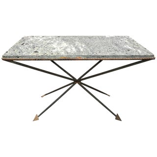 "French ""Arrow"" Coffee Table, Circa 1940 For Sale"