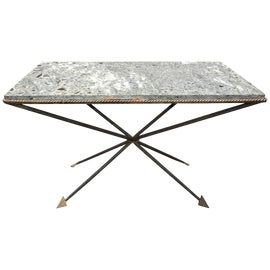 Image of Wrought Iron Coffee Tables