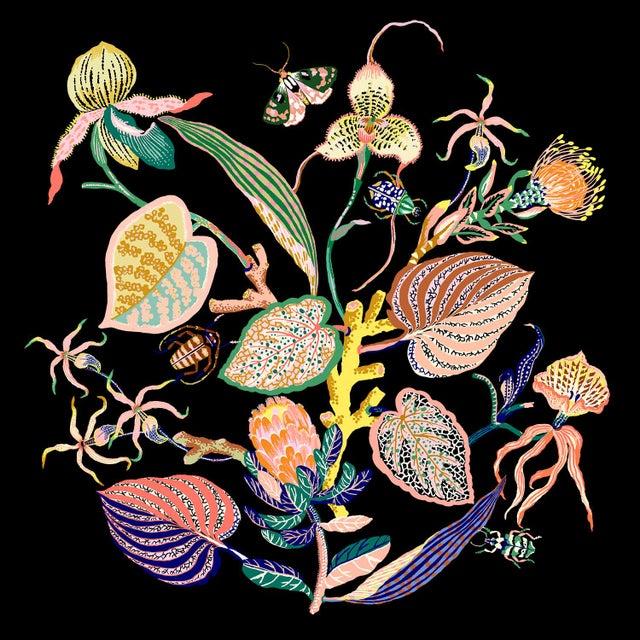 Wondergarden Vignette Limited Edition Giclee Print by Sarah Gordon For Sale