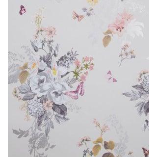 Botanical Bouquet Wallpaper by Clarke & Clarke - Sample For Sale