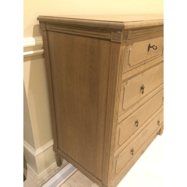 Restoration Hardware Louis XVI 10-Drawer Dresser For Sale In New York - Image 6 of 7