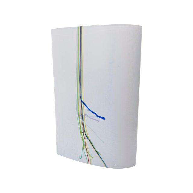 Bertil Vallien Kosta Boda Art Glass Vase - Image 1 of 9