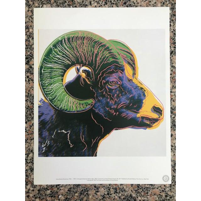 """Modern Warhol """"Endangered Species"""" Print Portfolio For Sale - Image 3 of 12"""