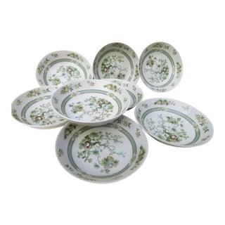 Vintage Royal Doulton Soup Bowls - Set of 8