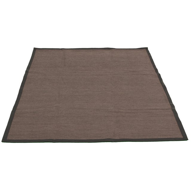 This Is A Indian Handmade, flatweave Rug. Spot Clean Only. Construction: Handmade Material: Jute Handmade items are...
