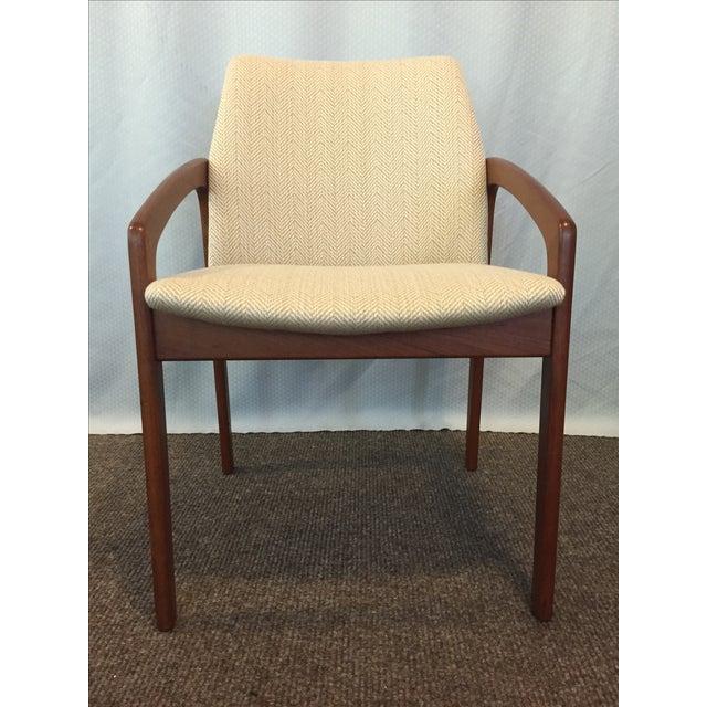 Kai Kristiansen Dining Chairs - Set of 4 - Image 3 of 10