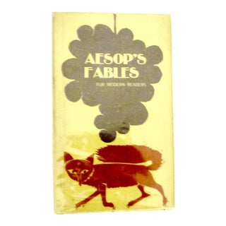 Eric Carle Aesop's Fables Book For Sale