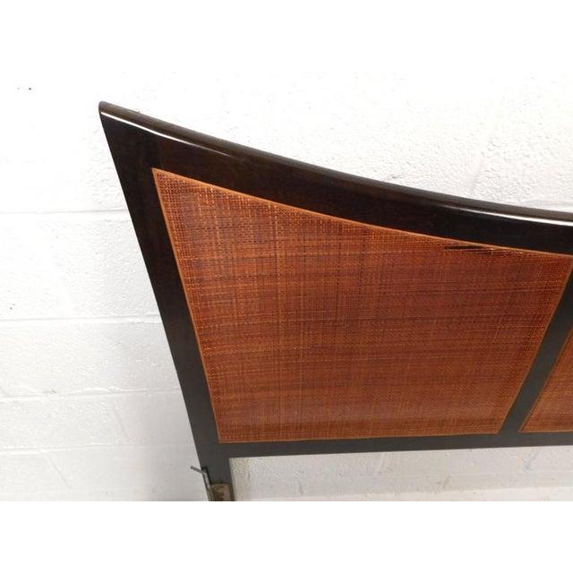 Harvey Probber Mid-Century King Size Headboard - Image 5 of 8