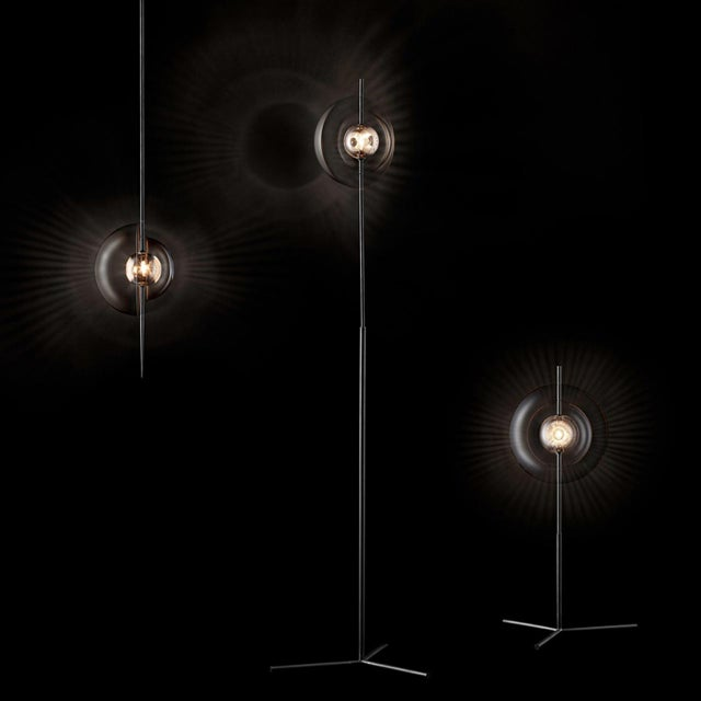 "Not Yet Made - Made To Order ""Captured"" Floor Lamp by Michael Anastassiades For Sale - Image 5 of 6"