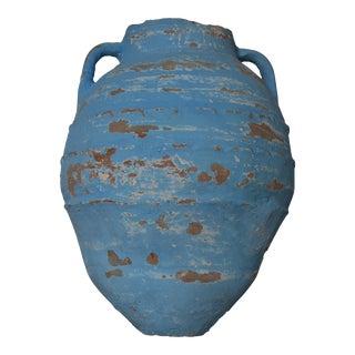 Vintage Turkish Olive Jar