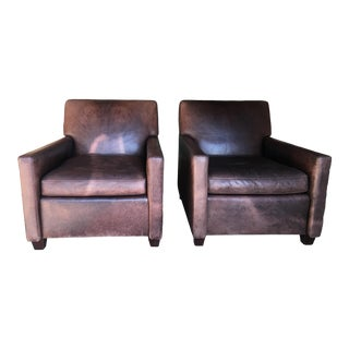 1990 Peter Marino Custom Chairs - a Pair For Sale