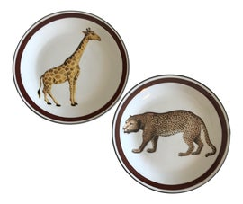 Image of Primitive Decorative Plates