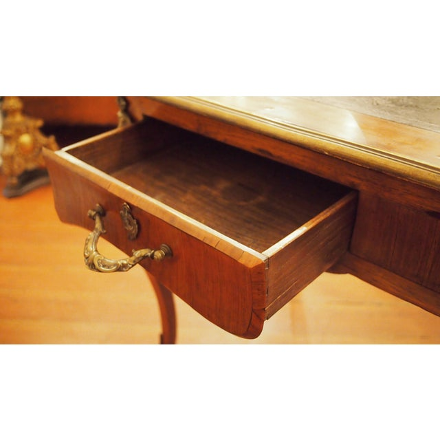 Regence Style Writing Table For Sale - Image 9 of 9
