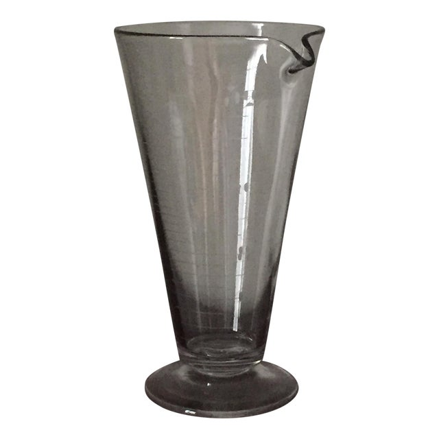 Vintage Lab Glass Vase - Image 1 of 6