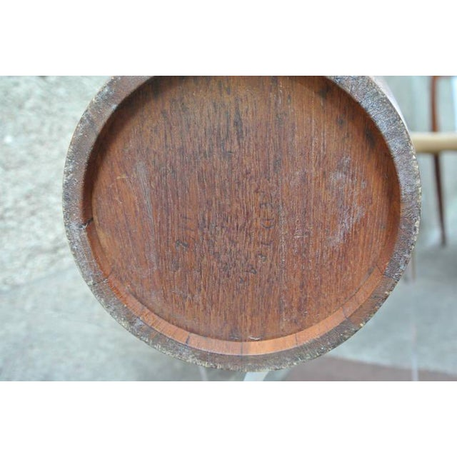 Wood Early Teak Ice Bucket by Jens Quistgaard for Dansk For Sale - Image 7 of 8