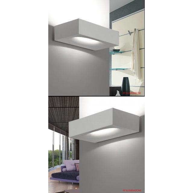 Artemide White Melete Led Wall Lamp - Image 3 of 5