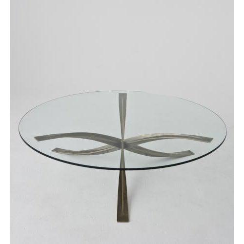 Studio Van den Akker Josef Coffee / Cocktail Table For Sale In New York - Image 6 of 6