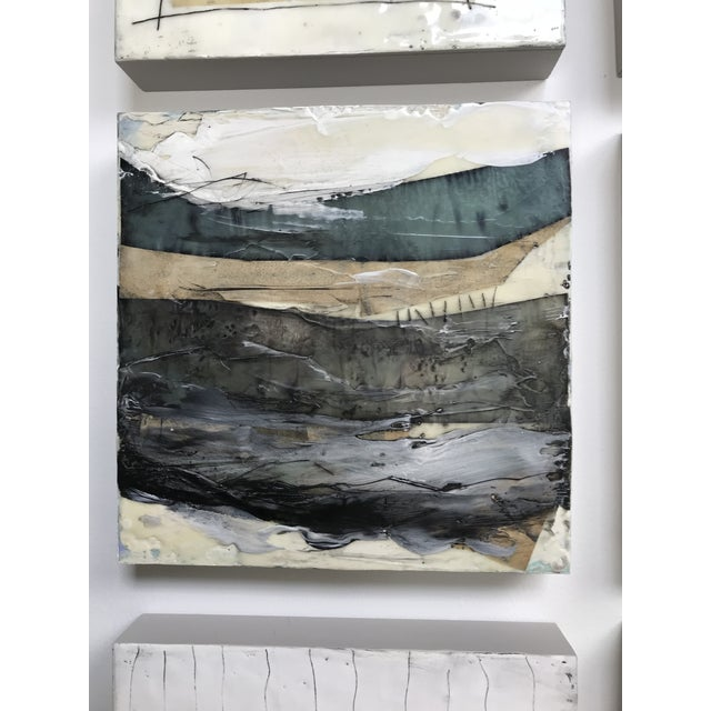"""Original 16 Piece Installation by Gina Cochran """"Every Other Tuesday"""" For Sale - Image 9 of 13"""