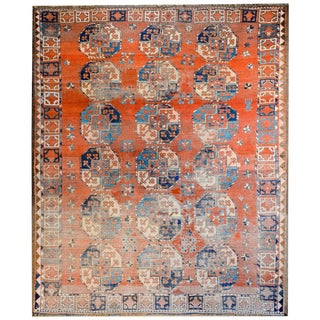 Amazing Late 19th Century Bashir Rug For Sale