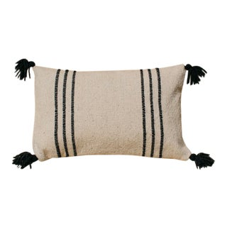 Tres Rayos Wool Pillow Cover For Sale