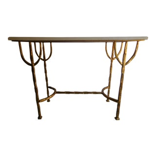 Porta Romana French Console For Sale