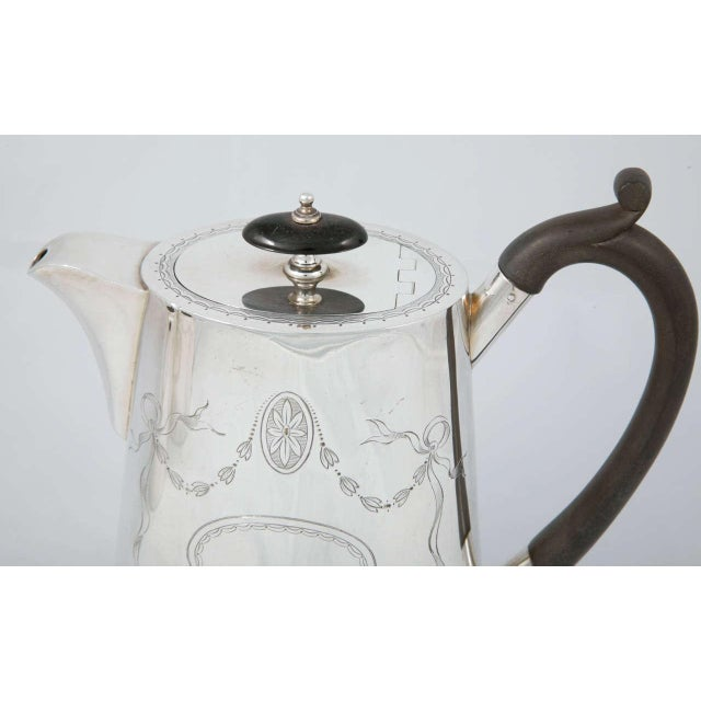 3 Piece Coffee Set For Sale - Image 4 of 11