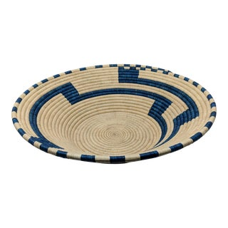 Large Woven African Fair Trade Basket
