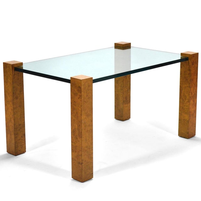Harvey Probber Cube Leg Table For Sale - Image 10 of 10