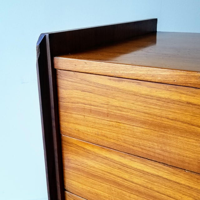 Vintage Mid-Century Modern Italian Credenza For Sale - Image 10 of 12