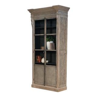 Sarreid Rhodes Bookcase For Sale