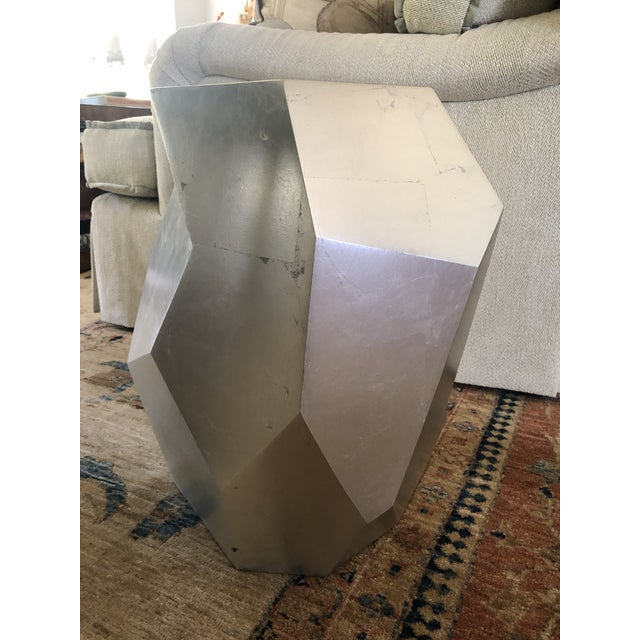 Minimalist Baker Quarry Accent Table For Sale - Image 9 of 9