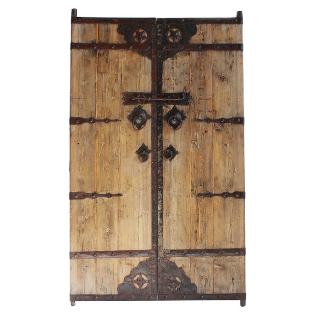 Antique Mongolian Gate - Image 1 of 3