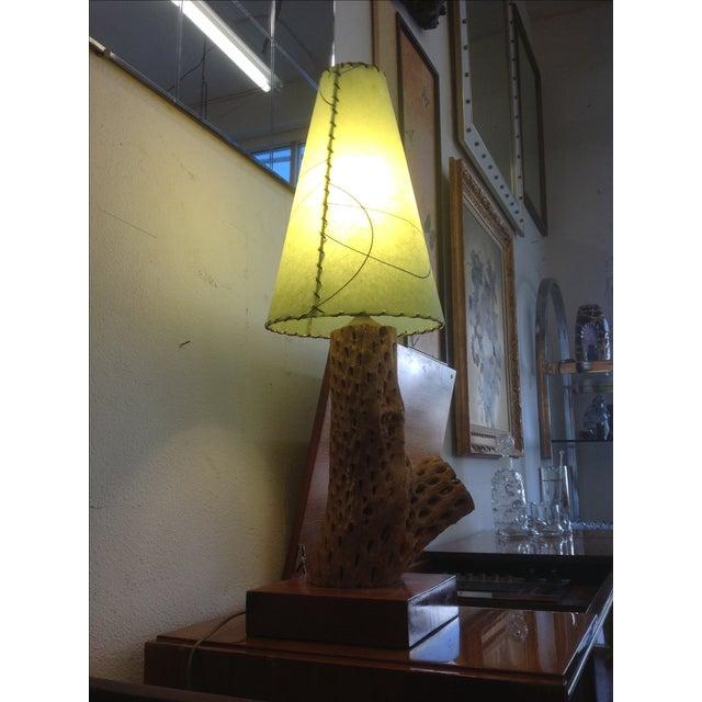 Mid-Century Modern Table Lamp - Image 6 of 7