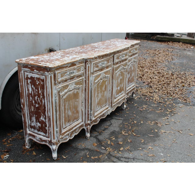 C. 19th French Country Sideboard For Sale - Image 4 of 6