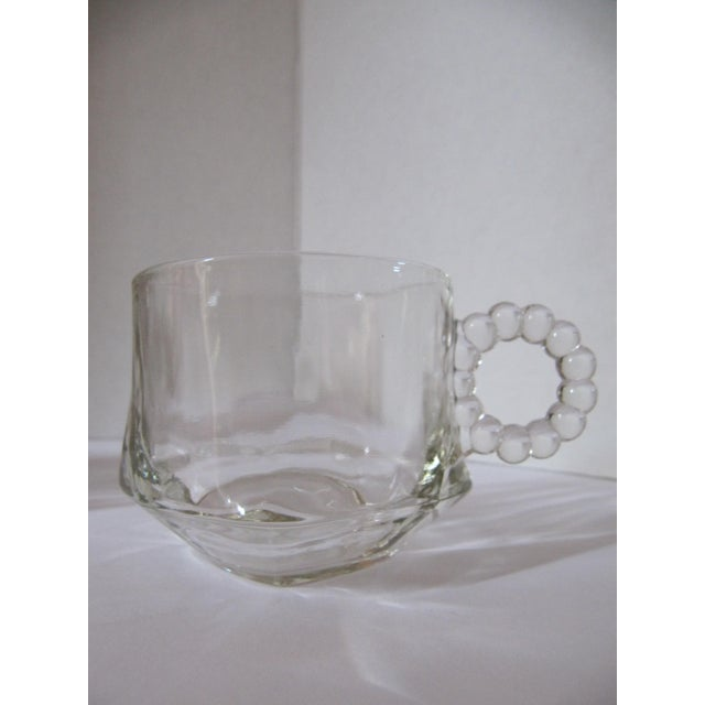1970s Vintage Punch Cups-11 Pieces For Sale - Image 5 of 6